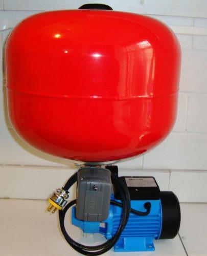 Hidroneum tico ec nomico con bomba perif rica de 0 5 hp for Precio de hidroneumatico
