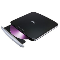 Quemador Dvd Externo Slim Portatil Lg Usb Super Write Caja
