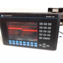 Hmi Panel View Allen-bradley 2711-k9a2 Plc Control