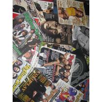 Colección De Revistas Rolling Stone Mexico