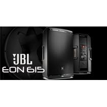 Jbl Eon 615 Bluetooth Bafle Amplificado 15