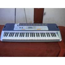 Teclado Piano Organo Electronico Musical Casio Lk-110