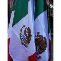 Bandera De Mexico Y Del Mundo Varios Paises .90x1.50mts