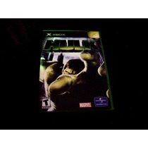 Hulk Xbox Juego Seminuevo