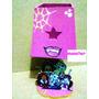 Lamparas Infantiles Monster High Centros Mesa Recuerdos