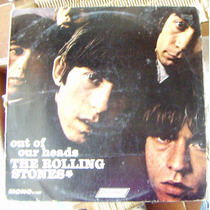 Rock Inter, Rolling Stones, Out Of Our Heads, México, Lp 12´
