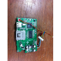 Tarjeta Principal Controles Usb Televisión Vsonic Lt073w
