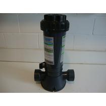 Clorador Automático De Pastillas Con Válvula De Control.