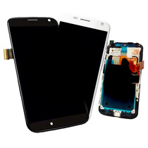Display + Touch Motorola Moto X Xt1053 Xt1058 Blanco Negro