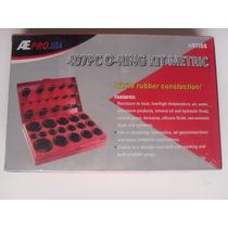 Kit Empaques O-ring Con 407 Piezas