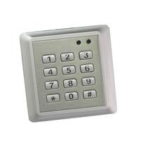Yk668 - Control De Acceso Para Tarjeta Id A Prueba De Agua P
