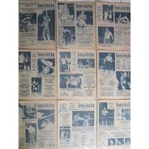 Coleccion De Revistas De Lucha Libre Box Y Lucha 91¨s