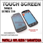 Pantalla Touch Screen Nokia Lumia 710 Cristal + Regalo