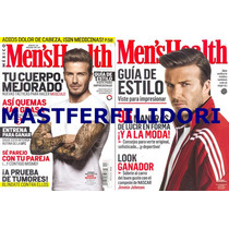 David Beckham Revista Men¿s Health Mexico De Abril 2012 Dmm