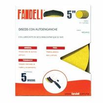 Discos Con Autoenganche 5 Fandeli