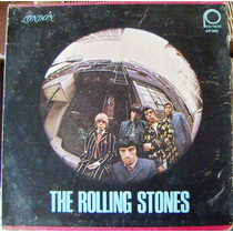 Rock Inter, Rolling Stones, Caja Con 3 Lp 12´, México, Dmm