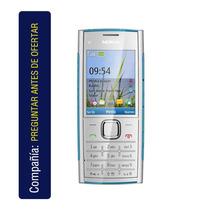 Celular Nokia X2-00 Bluetooth Radio Llamadas Mensajes