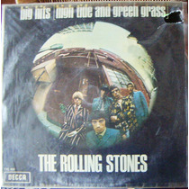 Rock Inter, The Rolling Stones, Big Hits, Lp12´, España, Dmm