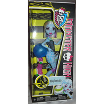 Juguetibox: Monster High Abbey Bominable Roller Maze Patines