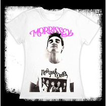 Morrissey Camiseta Y Blusa New Wave The Smiths