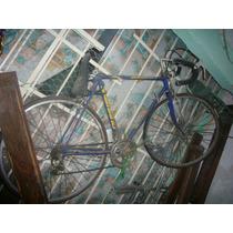 Bicicleta De Carreras Magistroi Rin 27,toda D Aluminio ´80´s