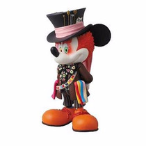 Medicom Alice In Wonderland Mad Hatter Version Mickey Mouse