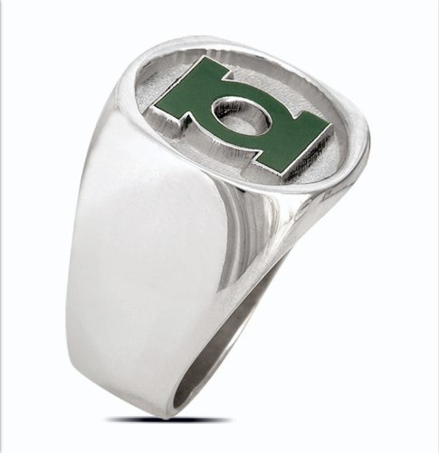 3526 Dc Comics Originals Anillo Linterna Verde