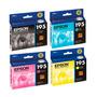 Kit Completo Tintas Epson T195 P/xpression Xp101,xp201,xp211