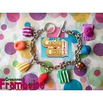 Pulseras Candy Crush