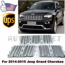 Grand Cherokee Inserto Cromado Elegancia Y Estilo 2014 2015