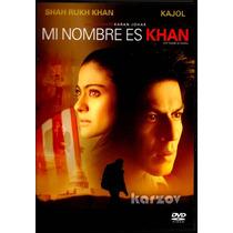 Mi Nombre Es Khan, 2010, Cine Hindu Arte Drama Romance, Dvd