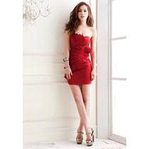 Suku 31230 Vestido Elegante Plizados Trendy Japones $509