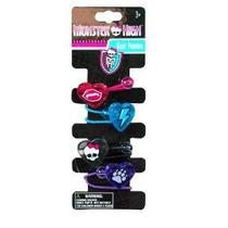 Monster High Ponis Pelo 4 Pack - Accesorios Pelo De Las Much