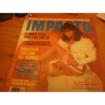Impacto - Elizabeth Aguilar #1679 Mayo 1982