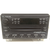 Autoestereo Original Ford Mach Cd Mp3 Edicion Limitada