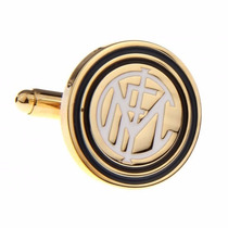 Mancuernillas Gemelos Inter Milan Italia Champions Football