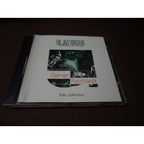 The Jazz Masters-cd-100 Años De Swing - Django Reinhardt Dmm