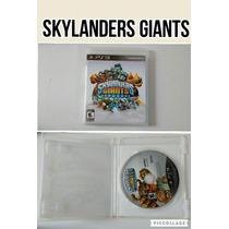 Skylanders Giants Portal Figuras Ps3 Usado
