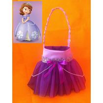 Bolsitas Para Piñatas De La Princesa Sofia