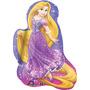 Globo Rapunzel Disney 6 Pzas Medida 14 Centro De Mesa