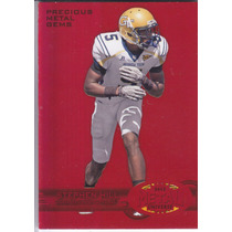 2012 Fleer Retro Red Precious Metal Gems Stephen Hill 89/100
