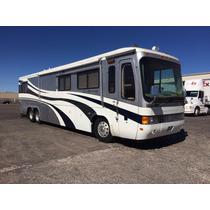 Autobús Motorhome Rv (vehículo Recreativo)