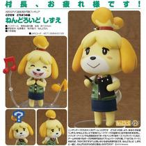 Nendoroid Isabelle - Canela - Animal Crossing - Nintendo