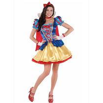 Disfraz Princesa Blanca Nieves Adulto Disney Mujer