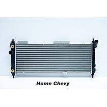 Radiador Para Chevy Automatico, Con Aire Acondicionado