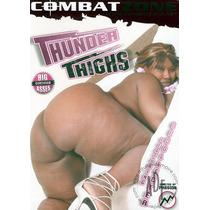 Dvd Original Thunder Thighs Decollector Ms Kitten Black Kitt
