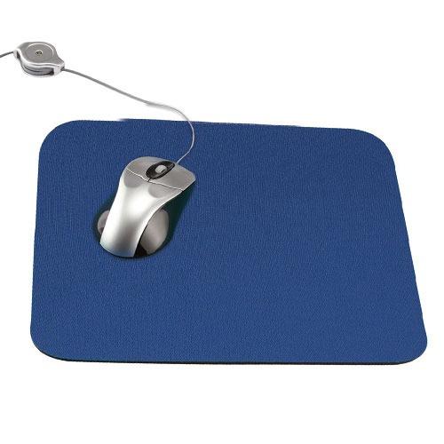 Promocional Mouse Pad Rectangular, Serigrafia,oficina, Lqe