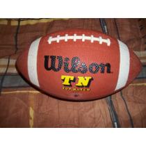Balón De Fútbol Américano Wilson Wilson (excelente)