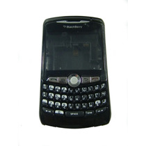 Carcasa Blackberry 8310, 8320, Negra Con Trackball