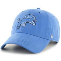 Gorra De Los Leones Lions Detroit Niño De 2-6 Años Nfl Nf391
